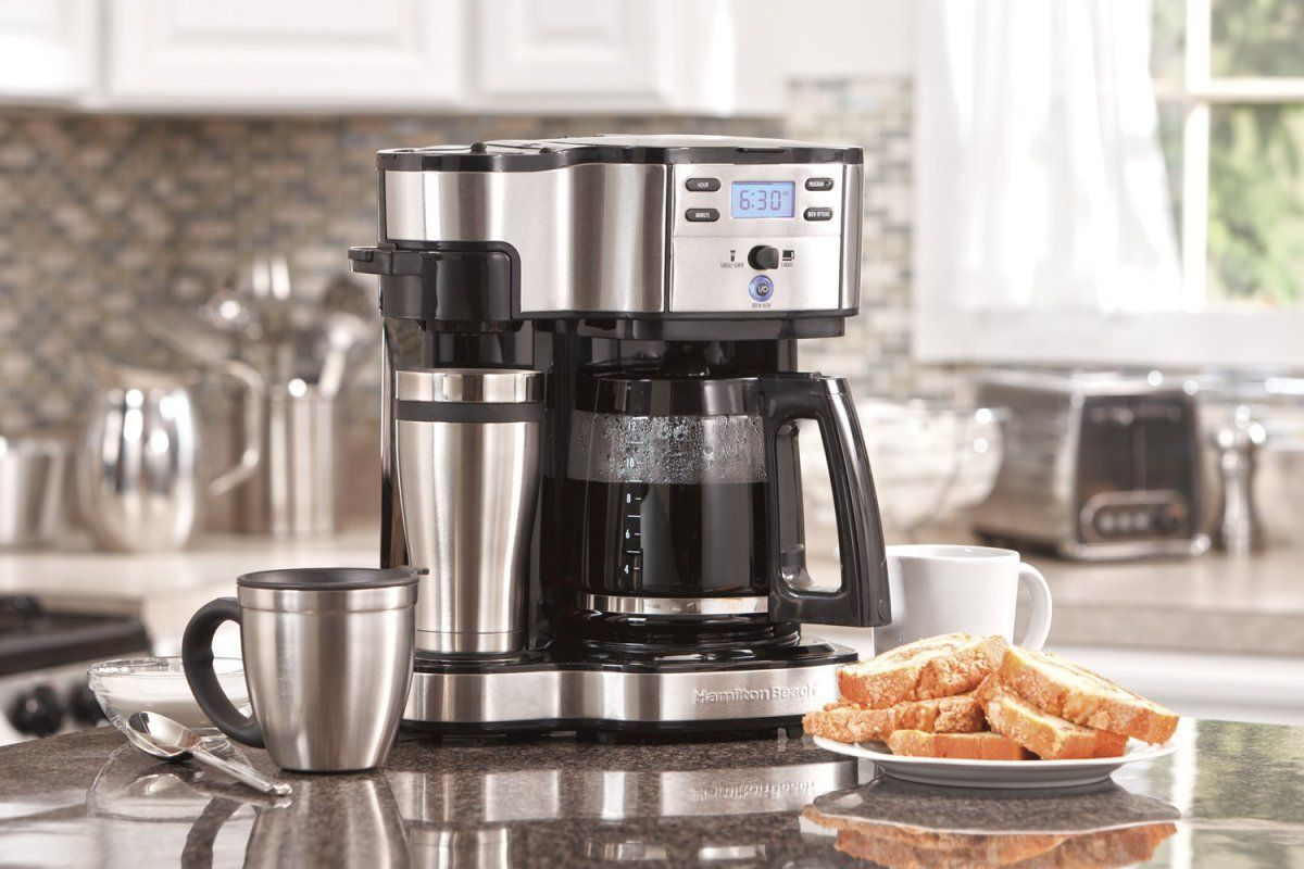 mainstays single serve k-cup and brew coffee maker manual