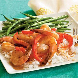 Thai Red Curry Shrimp | MyRecipes.com