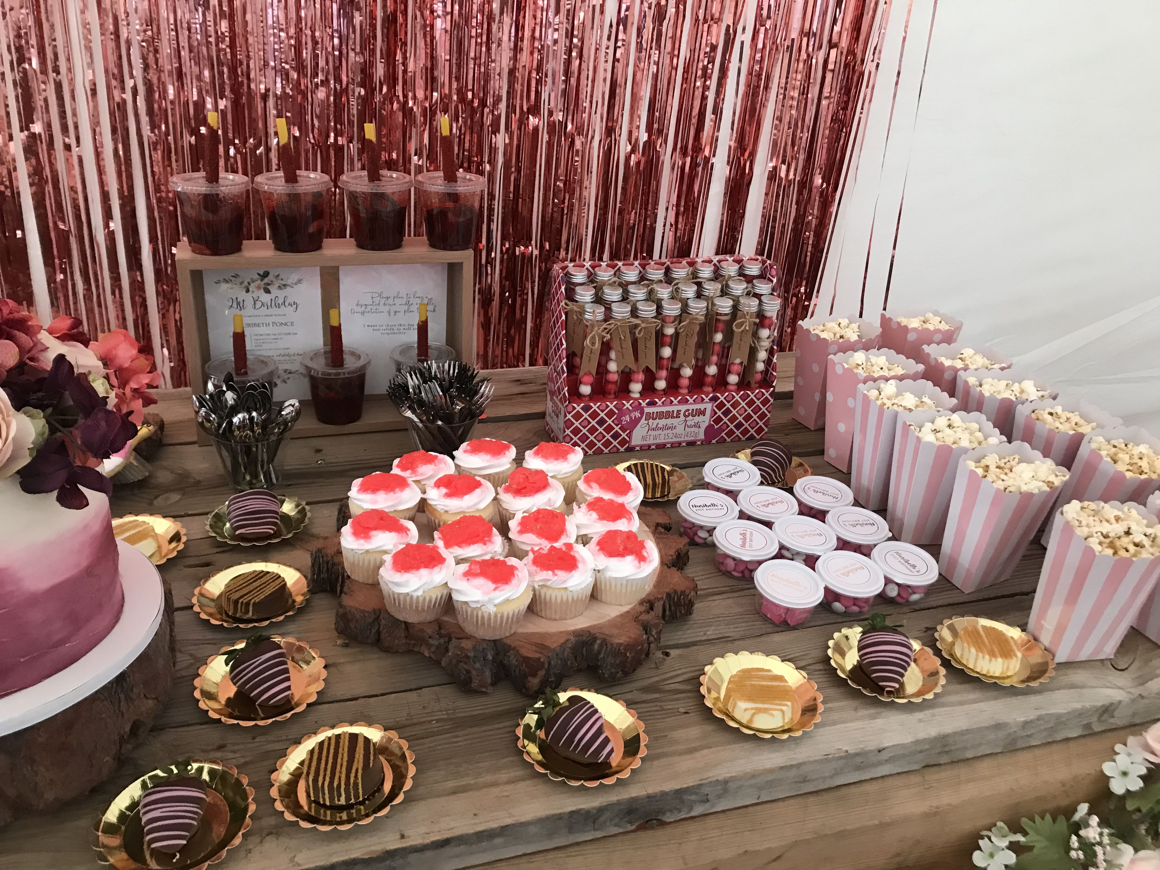 Candy Table In 2020 Birthday Party Candy Table Candy Table Candy Birthday Party,Colored Stainless Steel Tumblers