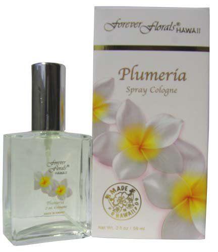 Forever Florals Hawaii Plumeria Spray Cologne 2 Oz By Forever Florals Hawaii 16 28 Plumeria Is Cherished In The Hawaiian Islands As A Lei Flow Parfum Parfums