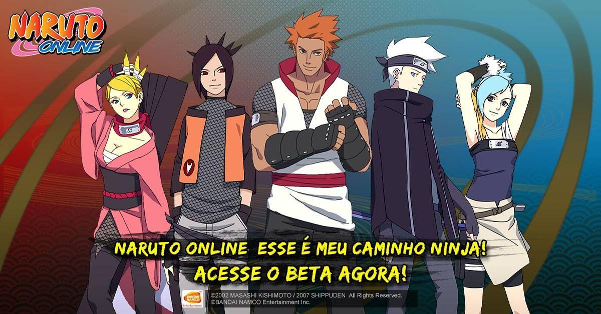 Pin On Jogo Naruto Online