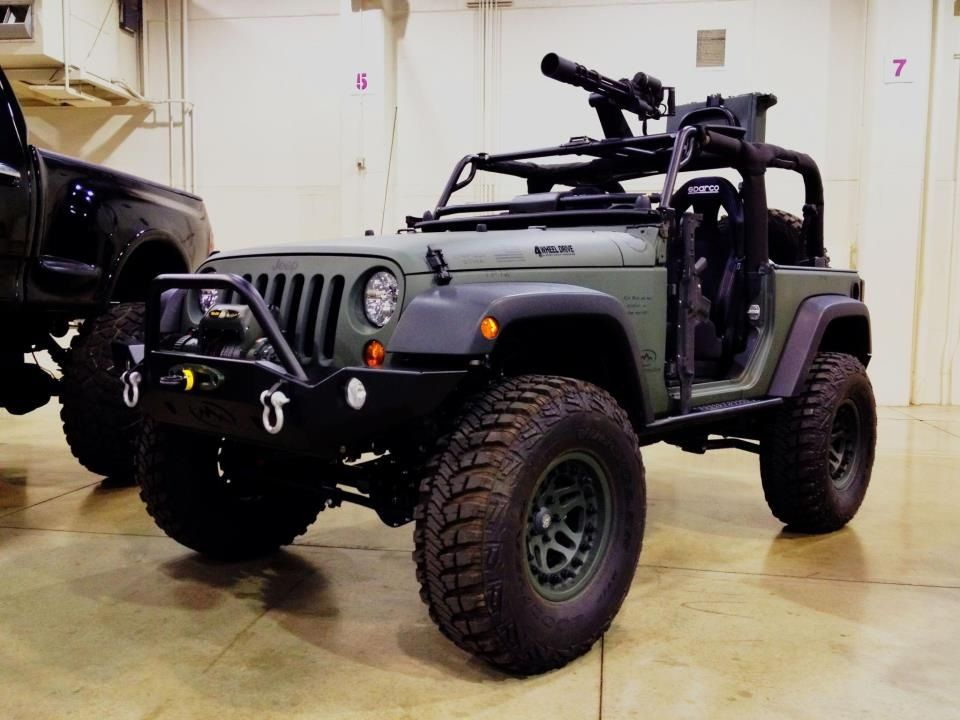 Tactical Jeep Jeep Wrangler Parts Willys Jeep Zombie Vehicle