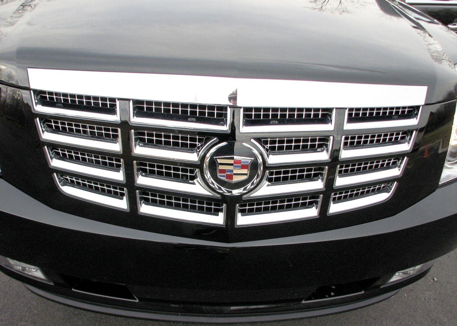 Cadillac escalade grille