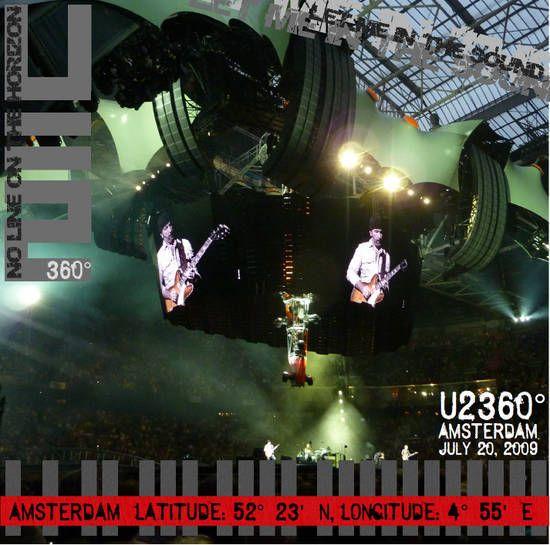 U2 Tickets Amsterdam