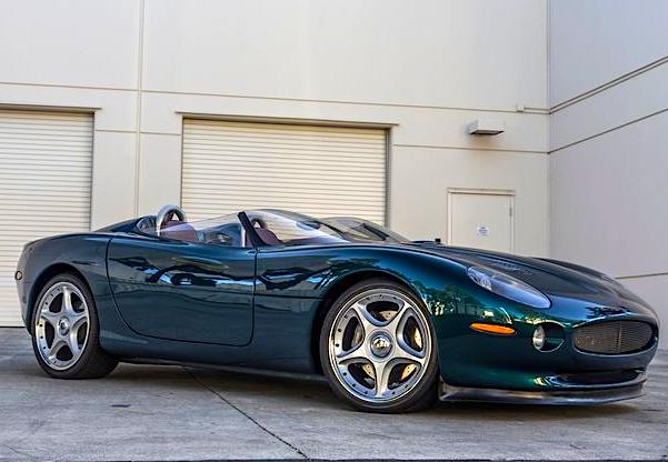 High Quality 1998 Jaguar Xk180 Concept