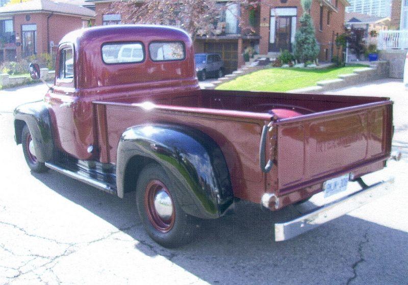 1950 International Trucks For Sale 1950 International L110 For