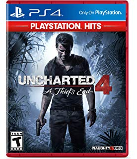 Uncharted 4 A Thief S End Playstation 4 Standard Edition Playstation 4 Computer And Video Games Amazon A Thief S End Uncharted A Thief S End Uncharted