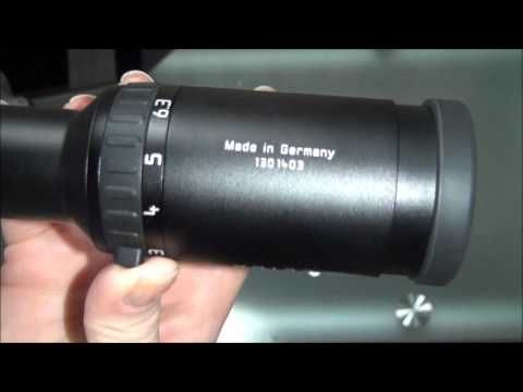 Video review of Leica Magnus 1-6.3x24