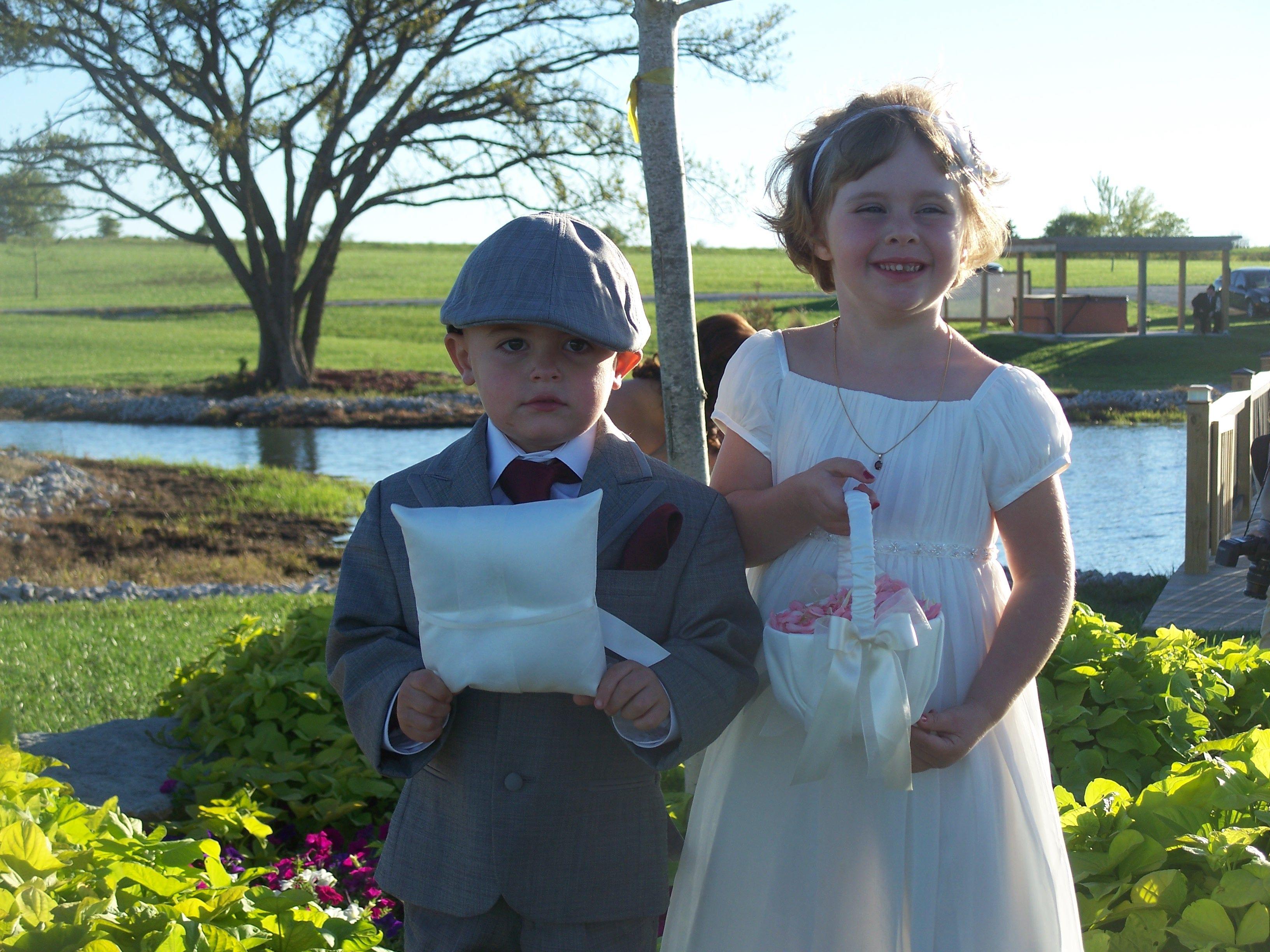 Mr. & Mrs Scott Sharp wedding