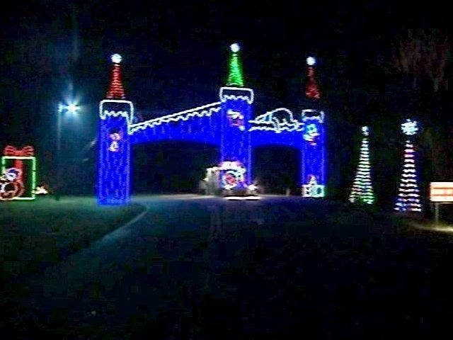Lights Christmas Tanglewood