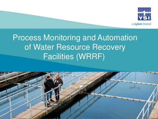 Process Monitoring and Automation of Water Resource Recovery