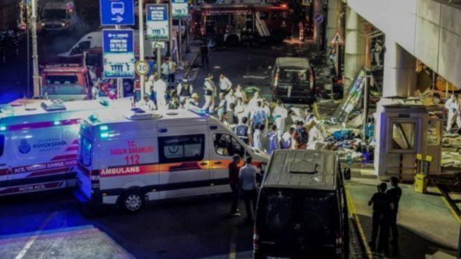 المغرب يعزي تركيا في ضحايا الهجوم الإرهابي على مطار إسطنبول - https://www.watny1.com/political-news/543119.html