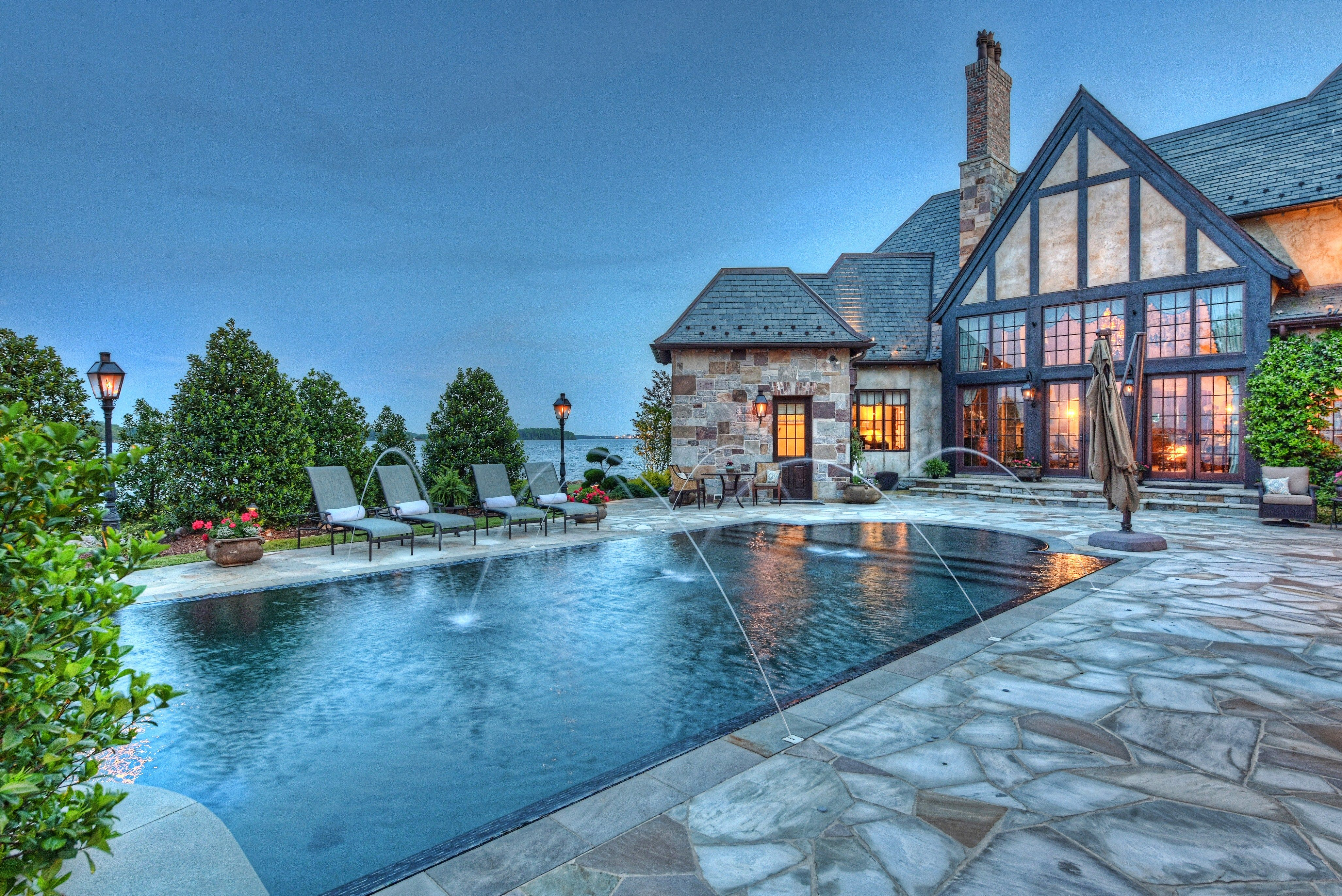 Epic north carolina estate of unparalleled quality with