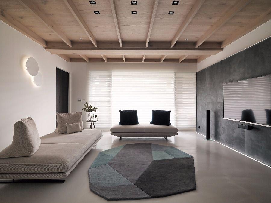 兩冊空間設計 2books E Design With Prado Sofa By Ligne Roset