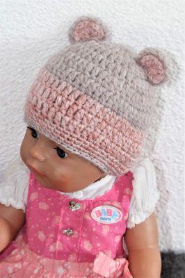 Photo of Dolls bear hat …