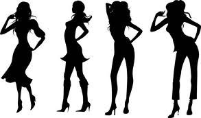 Google Image Result for http://vector-magz.com/wp-content/uploads/2013/09/fashion-silhouette1.jpg