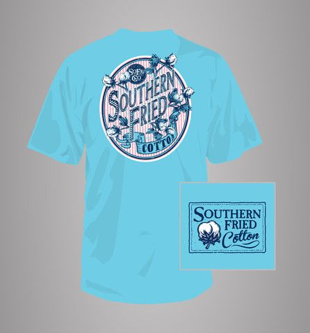 Cotton Pickin' Minute, Southern Fried Cotton