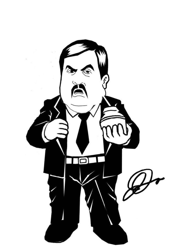 Paul Bearer By Abnormalchild The Life And Times Of William Alvin
