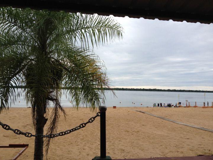 Playa Punta Norte Playa Puestas De Sol Palmeras