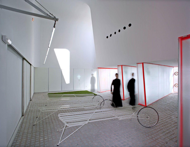 Andrés Jaque - Office for Political Innovation, Enrique Krahe ...