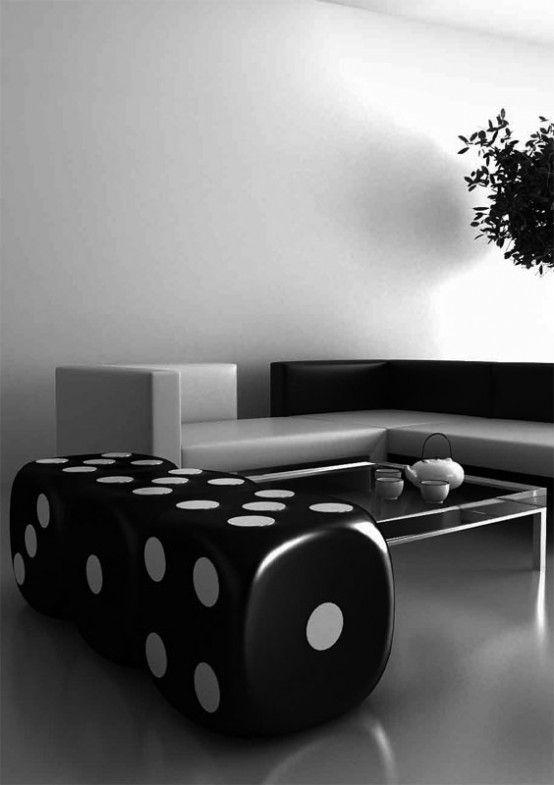 Electric House, Home Interior Design, Decor