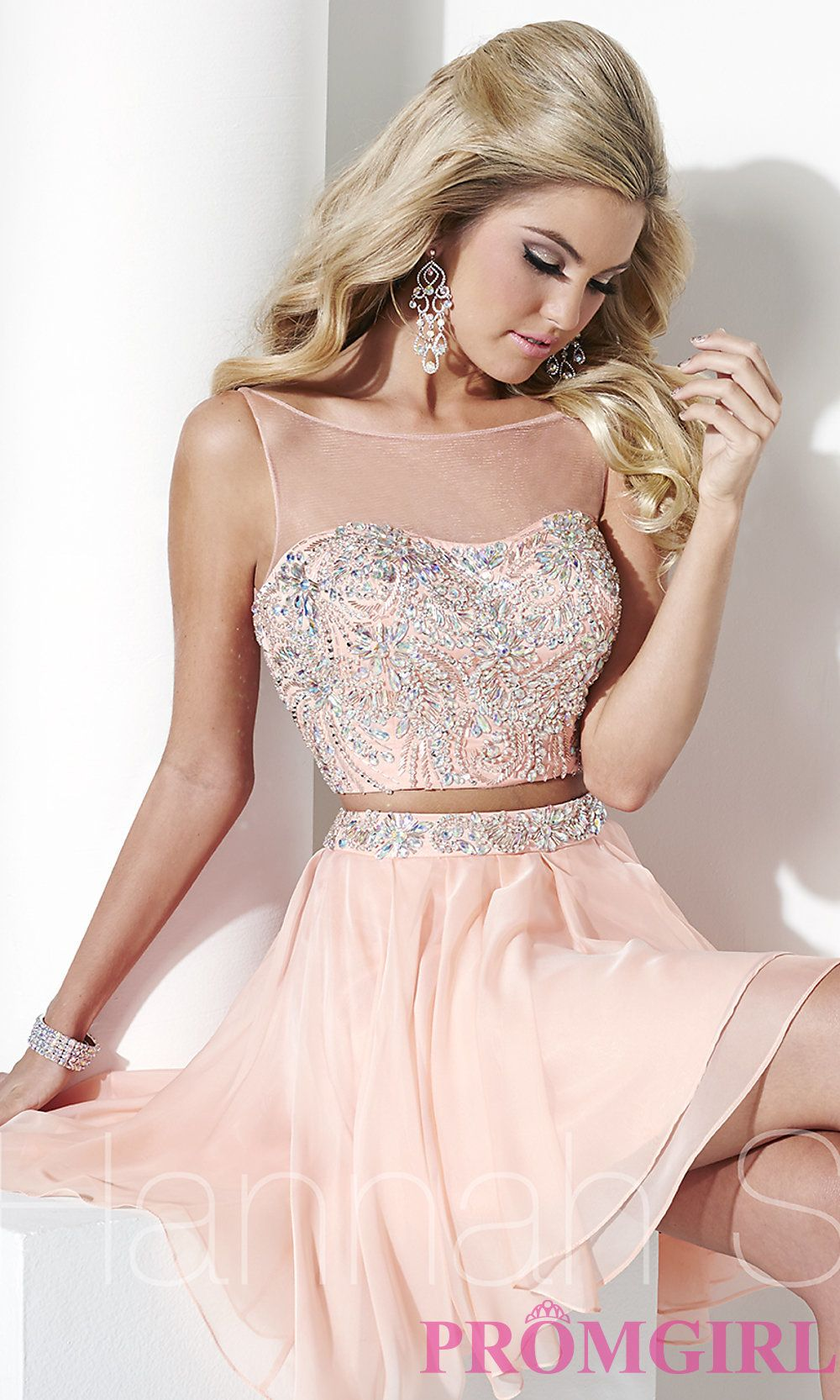 Prom Dresses, Celebrity Dresses, Sexy Evening Gowns - PromGirl: Two ...