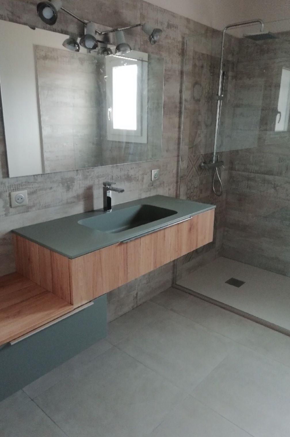 Meuble Salle De Bain Design Contemporain pour rendre votre salle de bain design et moderne, optez