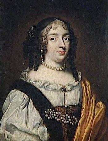 Marie de Bretagne Avaugour, duchesse de Montbazon (1610-1657)