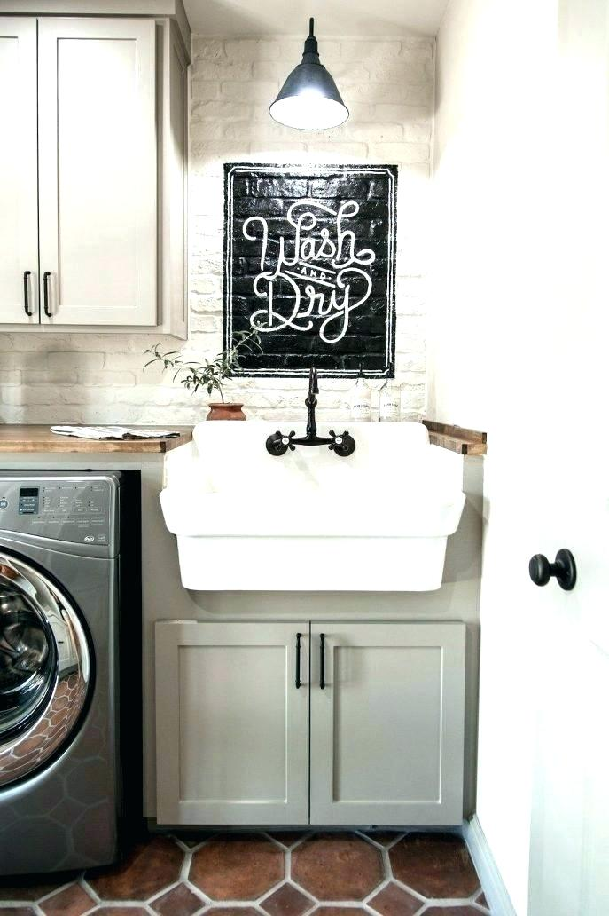 Narrow Utility Sink Narrow Laundry Sink Utility Room Cabinet Small With Deep Plan Narrow Utility Rustic Laundry Rooms Laundry Room Flooring Narrow Laundry Room