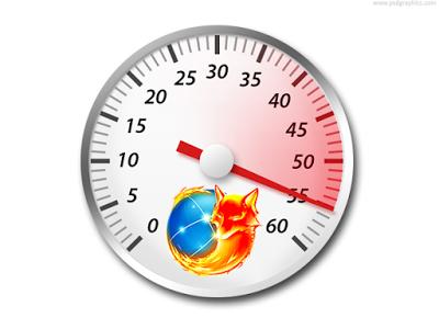 SpeedyFox : Τριπλασιάστε την ταχύτητα του Firefox με ένα μόνο κλίκ