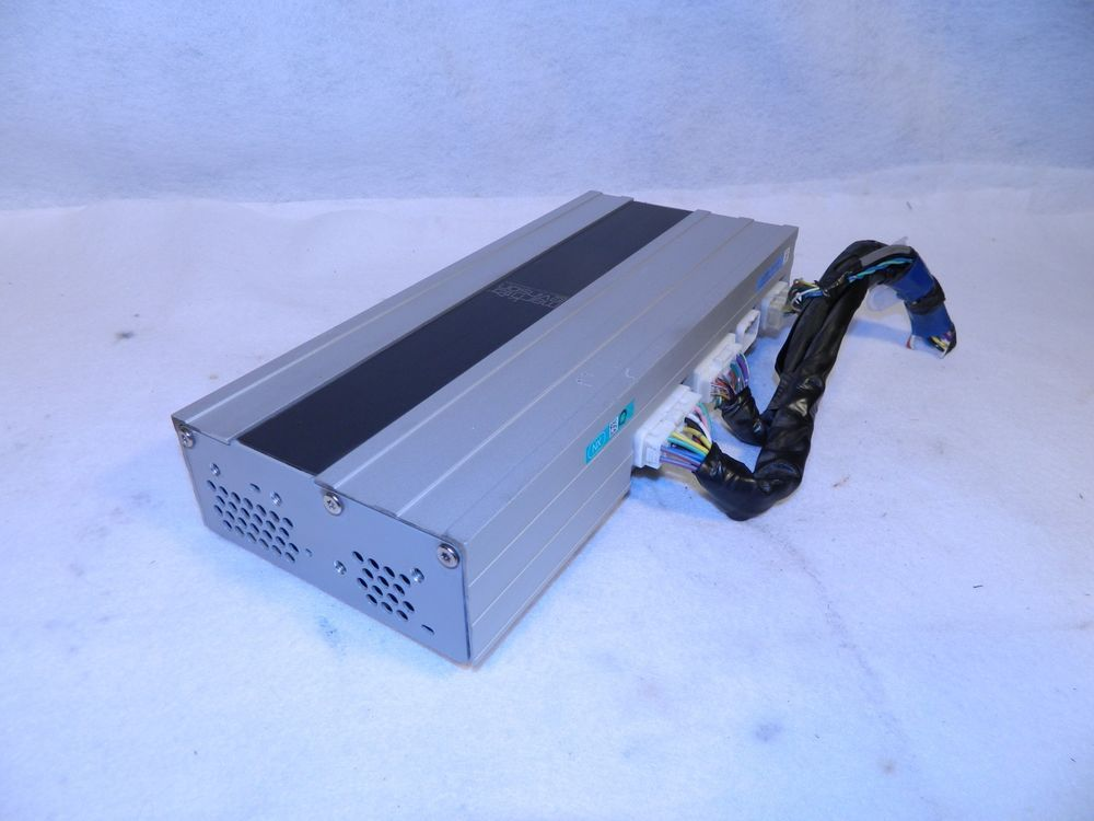 01 03 Lexus Ls430 86280 0w041 Mark Levinson Audio Amp Amplifier