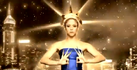 Resultado de imagen de shakira sun goddess