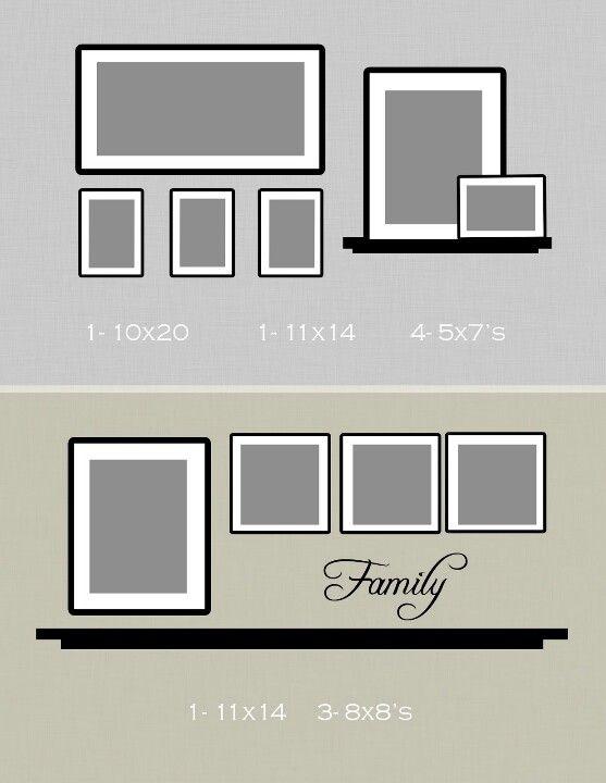 Photo Placement Ideas