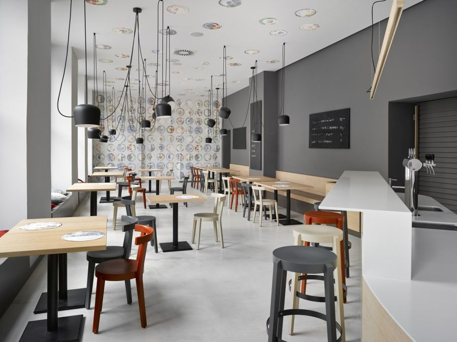 Restaurantes originales interiores contract