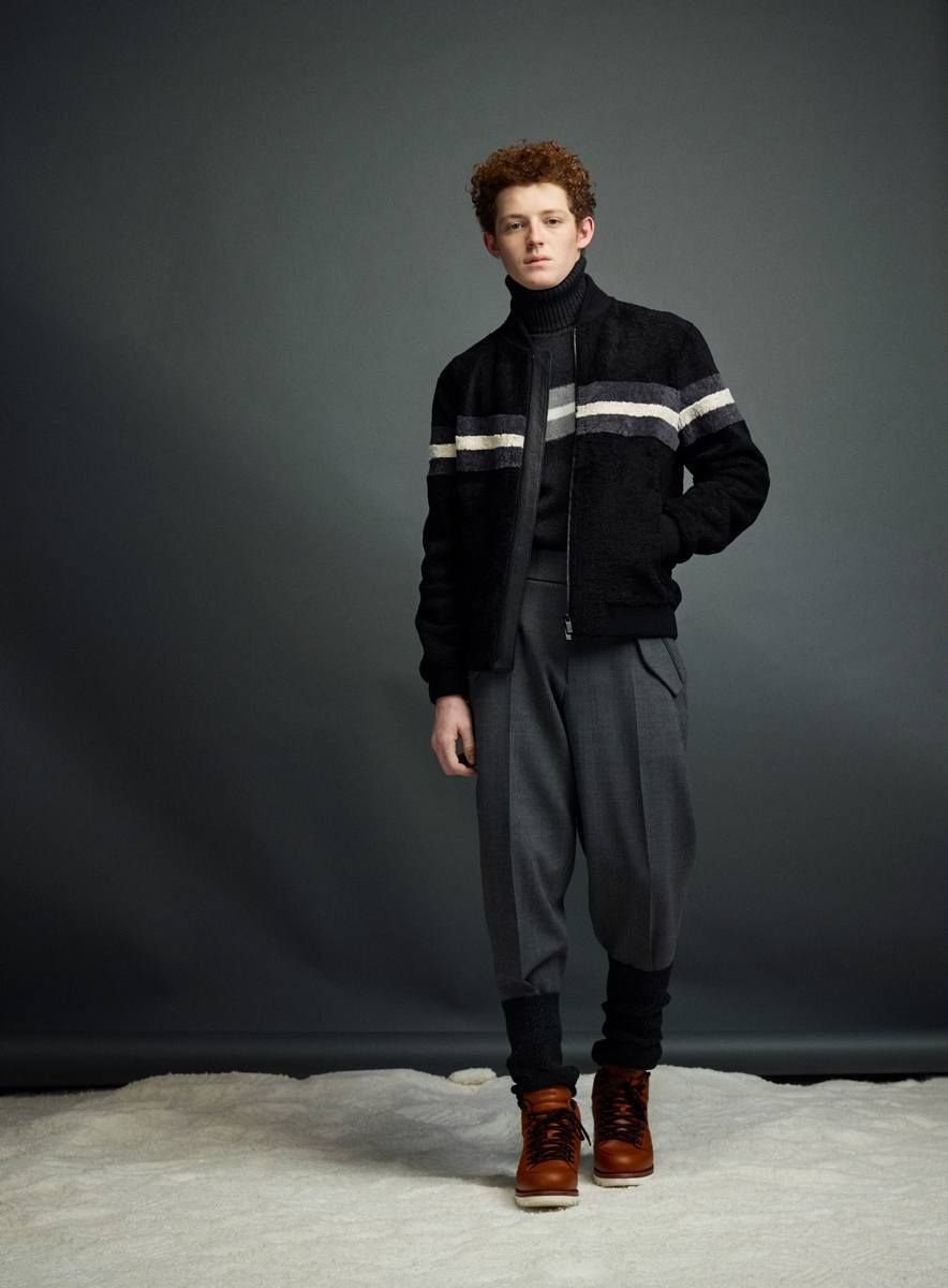 Z Zegna Fall-Winter 2017 Collection