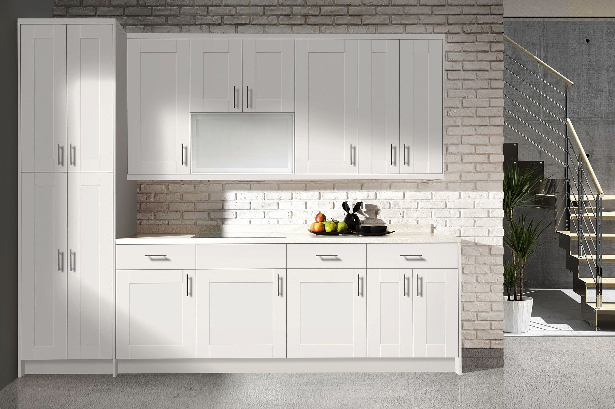 Bianca White Shaker Kitchen Cabinets In Stock Jpg 2 000 1 333 Pixels Shaker Cabinet Doors White Shaker Kitchen Cabinets Shaker Kitchen Cabinets