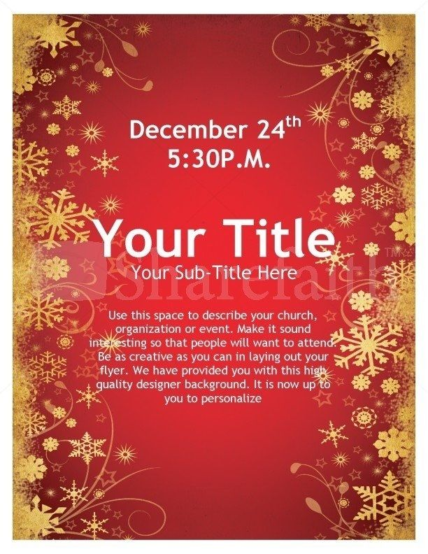 Free Christmas Templates For Word template Pinterest Christmas