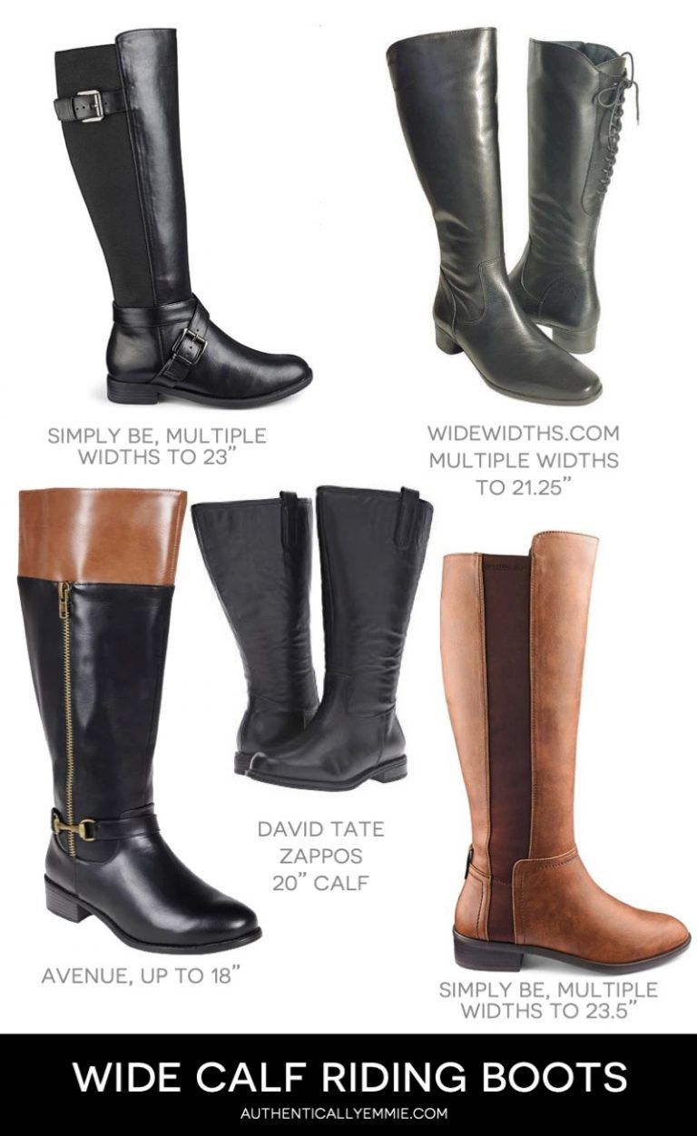 Best Wide Calf Boots for 2018 | Boots | Wide calf boots
