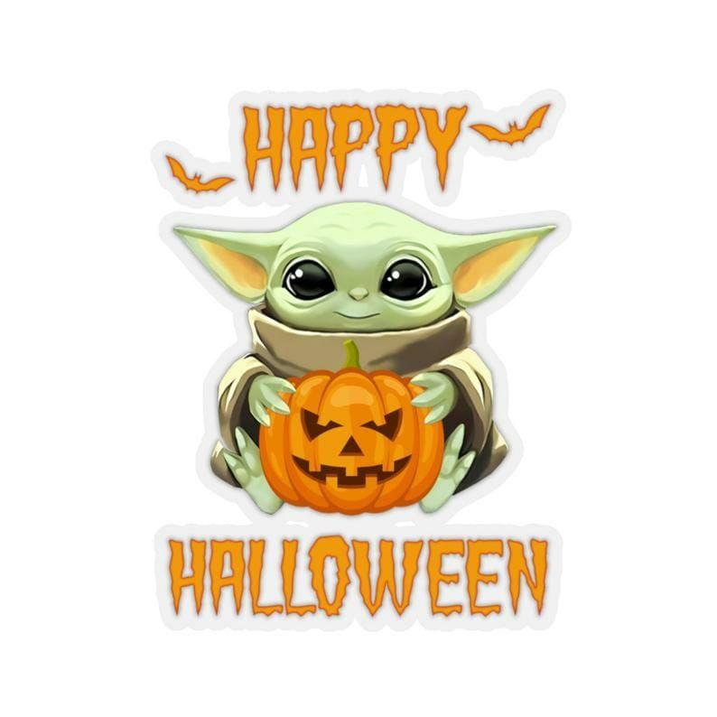 Baby Yoda Baby Grogu Star Wars Stickers Yoda Wallpaper Star Wars Pictures