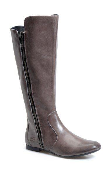 Børn 'Pruitt' Moto Boot (Women) available at #Nordstrom · Born BootsGray ...