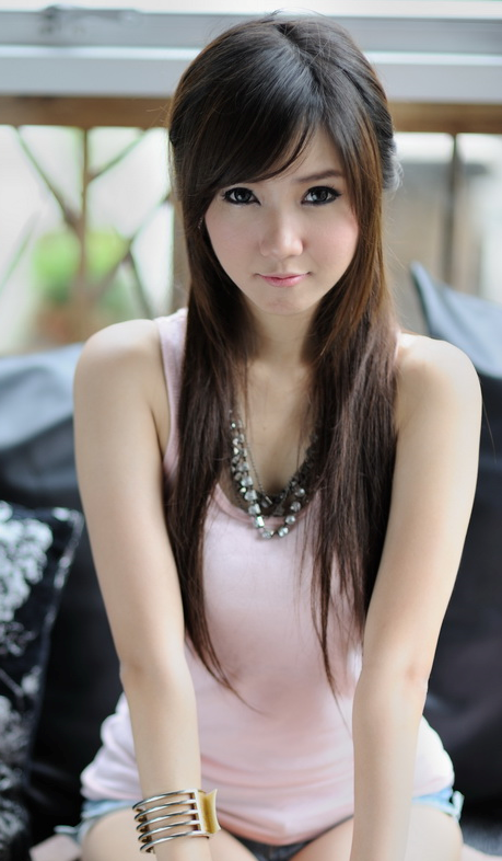 Beauty Beautiful Hot Girl Woman Derriere Cleavage Pretty Sexy Asian Asian Cutie Asian Girls Hot Girls Hot Asian Girls