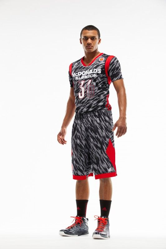 More Sleeved Basketball Uniforms Coming from adidas | Chris Creamer's SportsLogos.Net News and Blog : New Logos and New Uniforms news, photos, and rumours