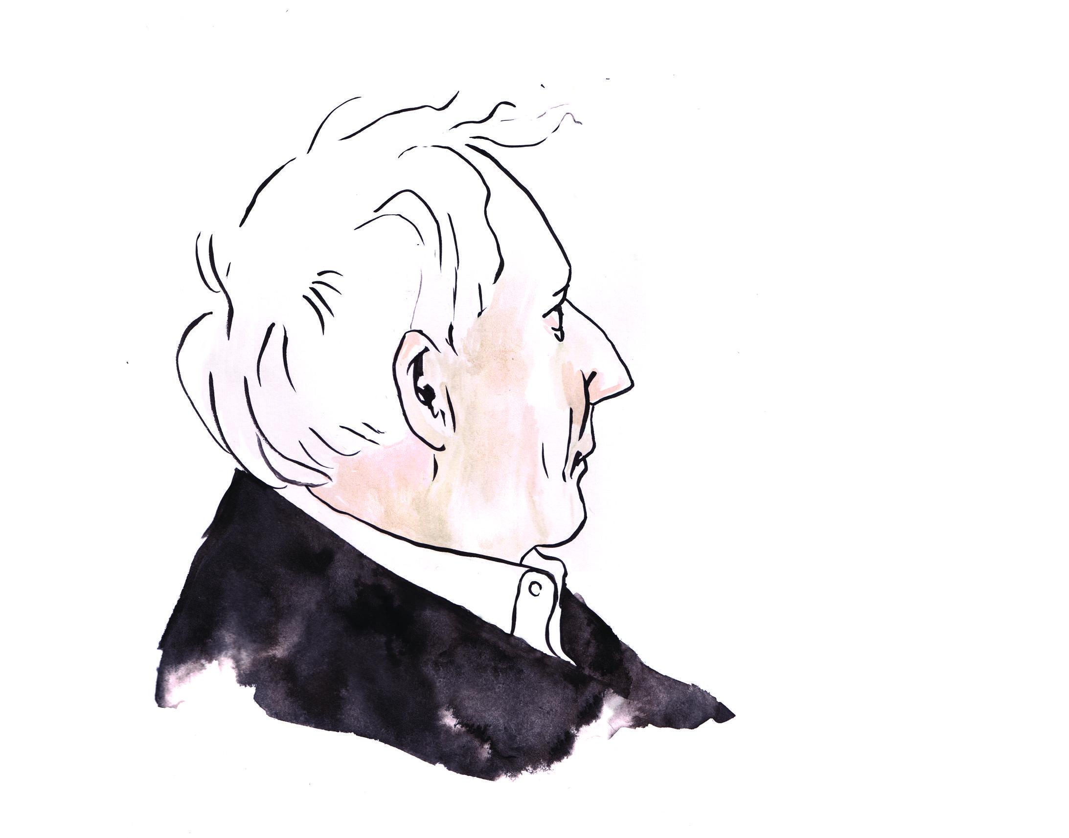 Tomas Tranströmer till Expressen | Illustration, Grejer