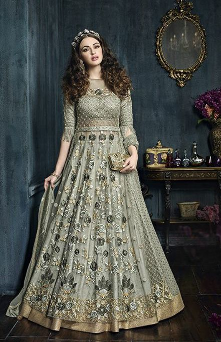 exquisite new zoya celebrity heavy embroidered lehenga outfits