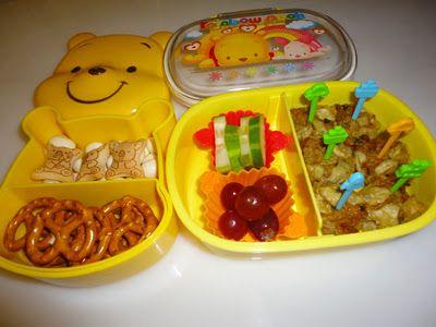 Bento Lunch: Shu Mai bento. #Bento www.facebook.com/BentoSchoolLunches