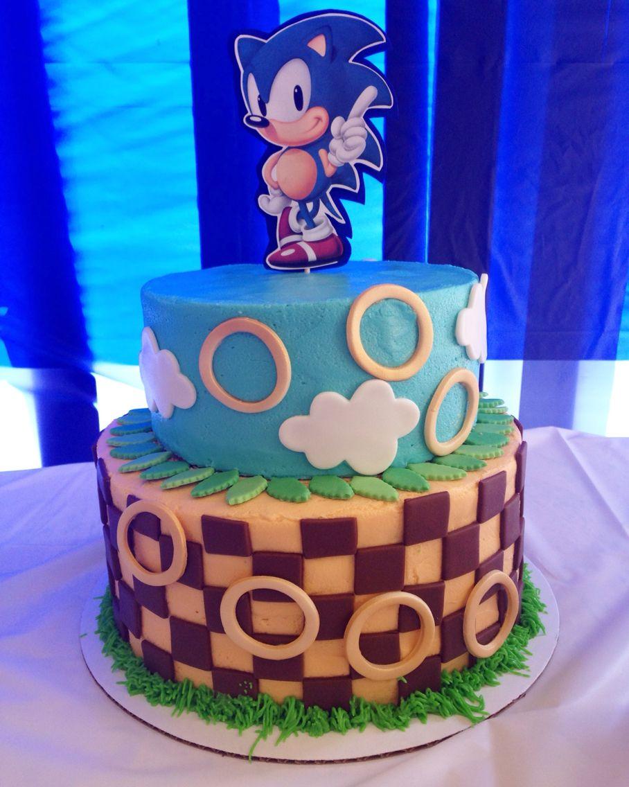 Sonic Bedroom Decor Sonic The Hedgehog Birthday Party Theme Nerdy Geekery