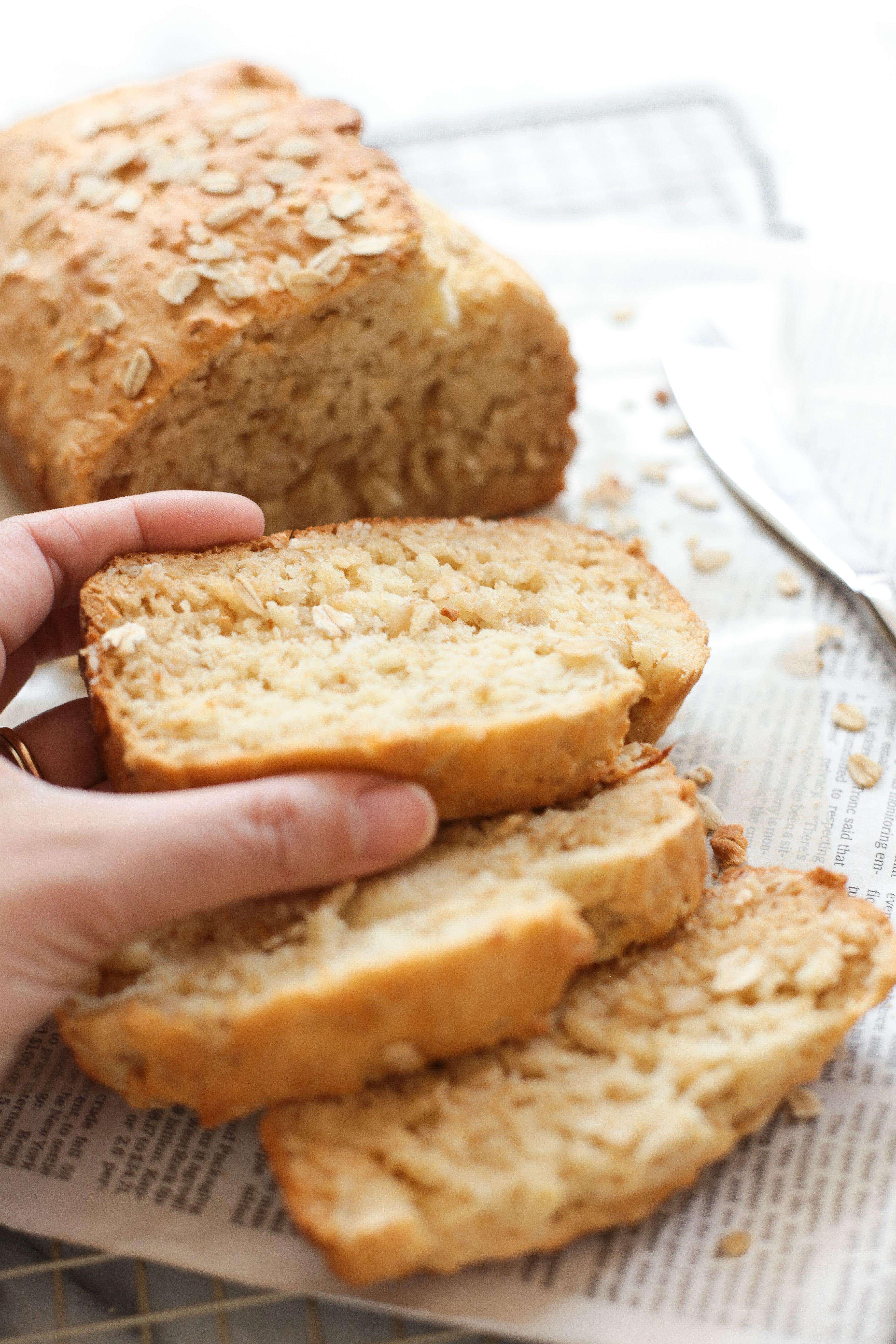 Gluten Free Honey Oat Quick Bread Recipe Gluten Free Quick
