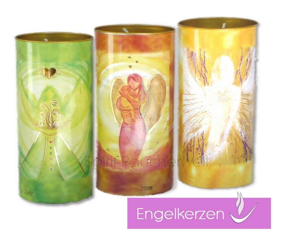 Engelkerzen Liebevoll Gestaltete Engel Kerzen Meditationskerzen