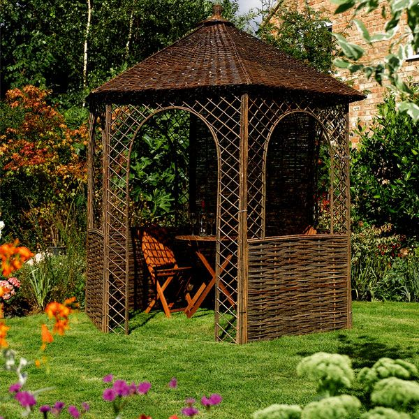 Rowlinson Willow Gazebo on Sale Fast Delivery