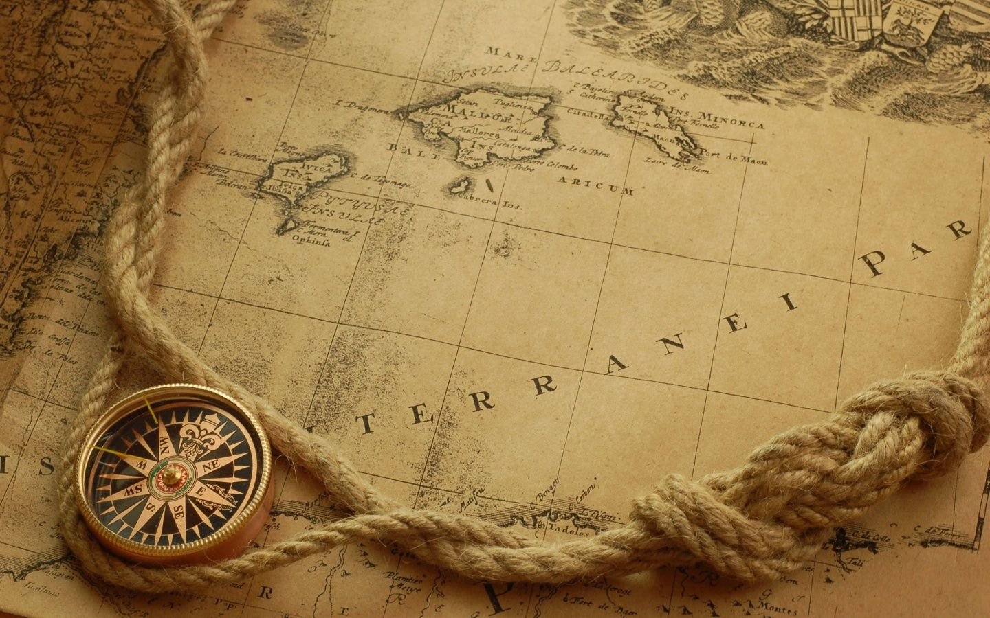 1440x900 Old Map Wallpaper For Pc Mac Iphone And Ipad | inspiration ...